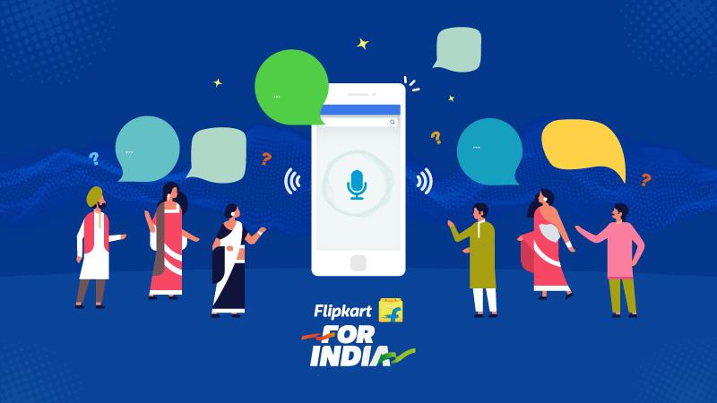 Flipkart Adds In-app Voice Assistant